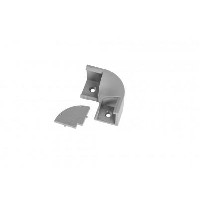 Ъглов конектор за LED профил