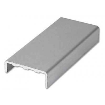Алуминиев челен профил 7629 - H60 мм - Цена: 28.80 лв.