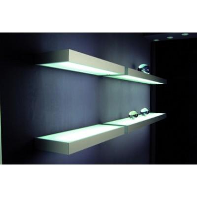 Алуминиев профил за светещ рафт - Цена: 45.00 лв.