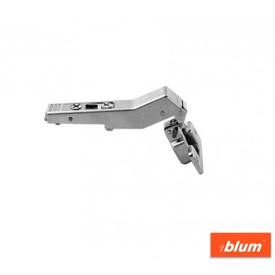 Мебелна панта CLIP top покрит кант на скосена страница +45° - BLUM - Цена: 6.50 лв.