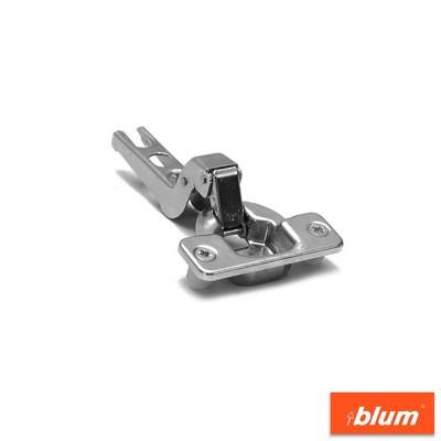 Мебелна панта MODUL открит кант, ъгъл на отваряне 100° - BLUM - Цена: 1.51 лв.