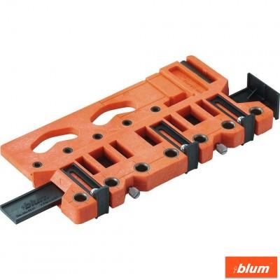 Шаблон универсален за пробиване на отвори - BLUM - Цена: 72.00 лв.