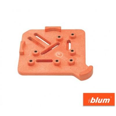 Шаблон за TANDEMBOX за ъглов шкаф със SINCROMOTION - BLUM - Цена: 61.78 лв.