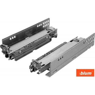 MOVENTO водач с пълно изтегляне със заключване и вграден BLUMOTION - BLUM - Цена: 55.94 лв.