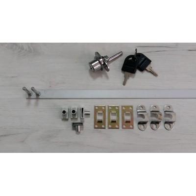Ключалка централно заключване 4 чекмеджета - Цена: 4.50 лв.