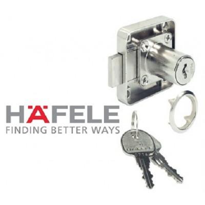Мебелна брава с патрон SYMO- HAFELE - Цена: 7.80 лв.
