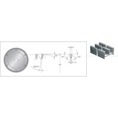 902.02.806 Диск Ф300/3.2/30 Z-96 за алуминий DIMAR