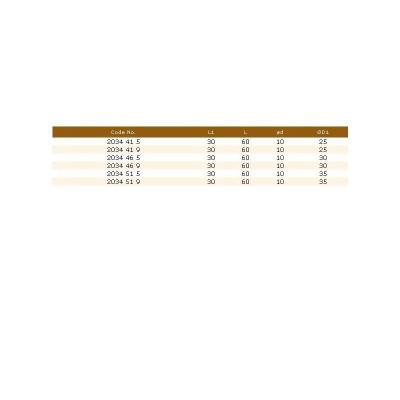 203.45.19 HM свредло за панти D35 LT60 d12 DIMAR за оберфреза - Цена: 55.44 лв.