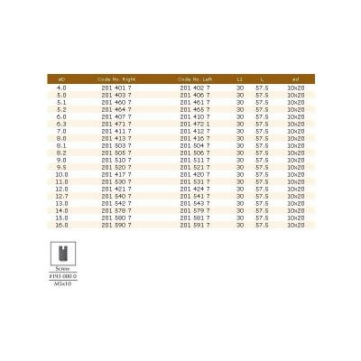 201.49.27 HM свредло D9X43 LT70 LH DIMAR - Цена: 22.20 лв.