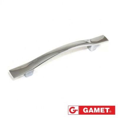 Мебелна дръжка U004 96 мм - GAMET - Цена: 1.20 лв.