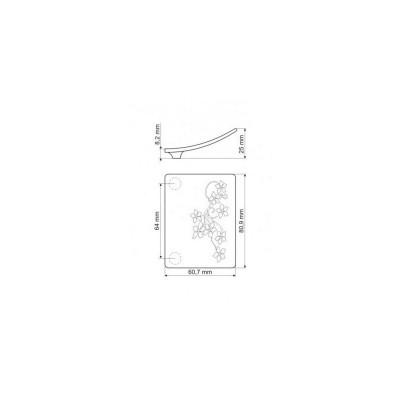 Мебелна дръжка UN03 - GAMET - Цена: 7.20 лв.