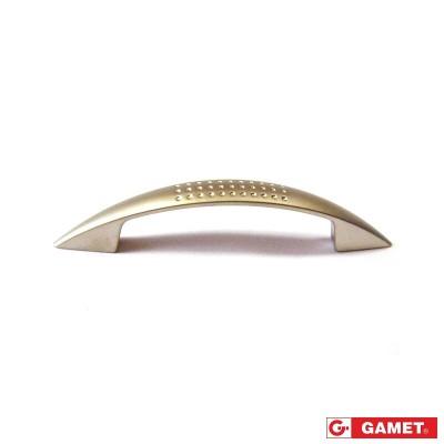 Мебелна дръжка UN88 САТЕН - GAMET - Цена: 1.80 лв.