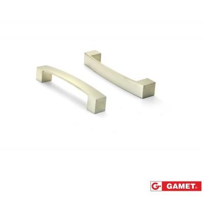 Мебелна дръжка UU24 САТЕН - GAMET - Цена: 5.04 лв.