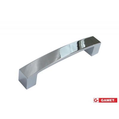 Мебелна дръжка UU24 ХРОМ - GAMET - Цена: 6.60 лв.