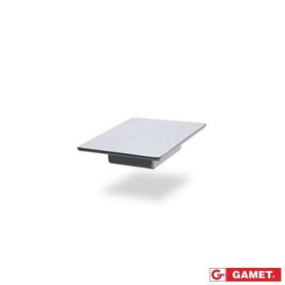 Мебелна дръжка UU74 - GAMET - Цена: 4.20 лв.