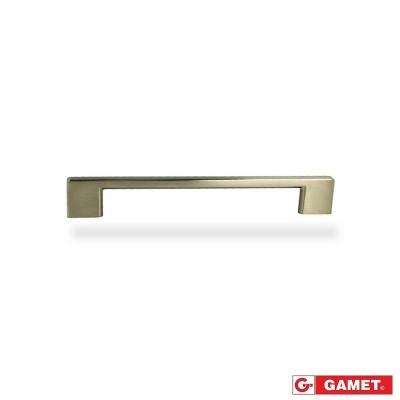 Мебелна дръжка UN 73, ИНОКС - GAMET - Цена: 4.80 лв.