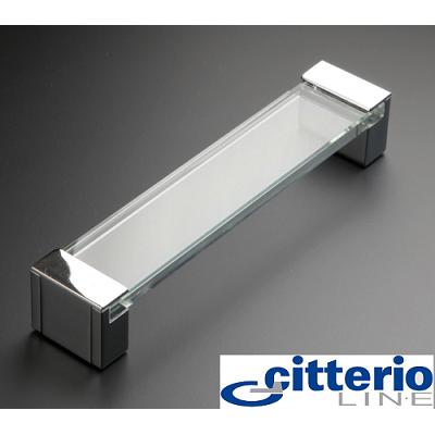 Мебелна дръжка 370/10/BI - Citterio Line (Italy) - Цена: 33.30 лв.