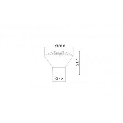Мебелна дръжка 5033 - Цена: 1.50 лв.