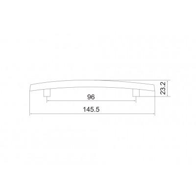 Мебелна дръжка 5090 - Цена: 2.04 лв.