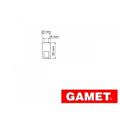 Мебелна дръжка RG08 - GAMET - Цена: 2.40 лв.