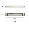 Мебелна дръжка 351/10 - Citterio Line (Italy) - Цена: 6.60 лв.