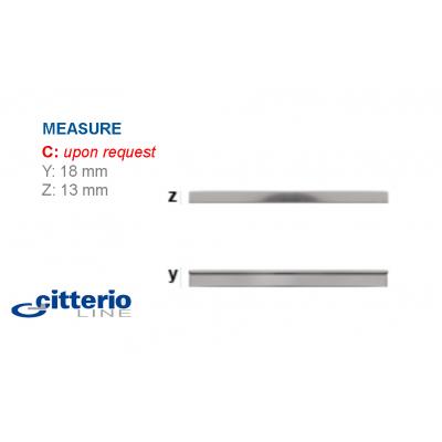 Мебелна дръжка 5001 - Citterio Line (Italy) - Цена: 6.00 лв.