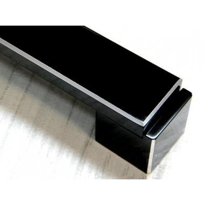 Дръжка US48 черно+алуминий - Цена: 18.00 лв.