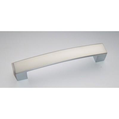 Мебелна дръжка UU24 МАТХРОМ - GAMET - Цена: 5.40 лв.