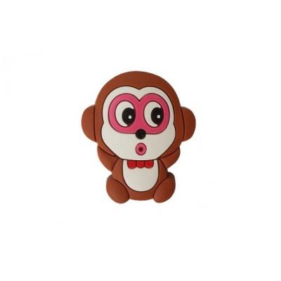 Деткса гумирана дръжка - маймунка - Цена: 2.40 лв.