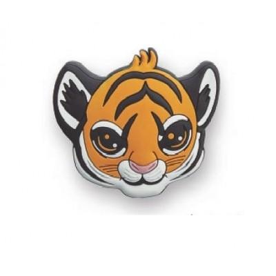 Детска гумирана дръжка - тигър - Цена: 2.40 лв.