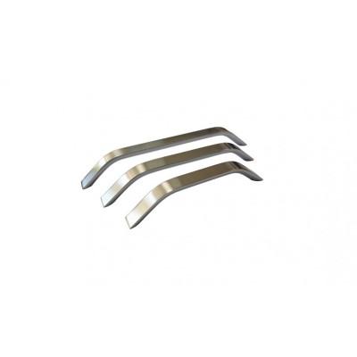 Мебелна дръжка 5750 - ИНОКС - Цена: 2.04 лв.