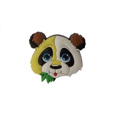 Детска гумирана дръжка - панда - Цена: 2.40 лв.