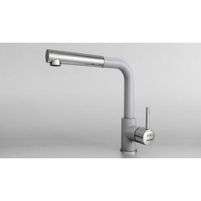 Смесител за кухня с изтеглящ се душ  (Italy) - Цена: 270.00 лв.