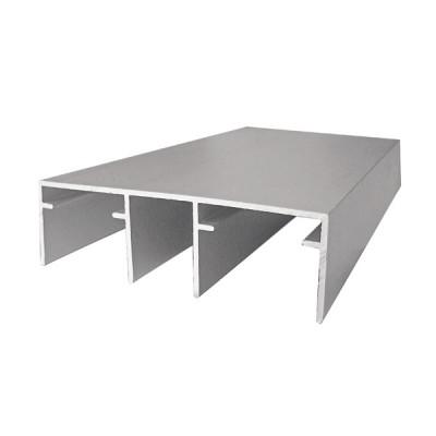 Горна алуминиева релса - 3000 мм - Цена: 18.00 лв.