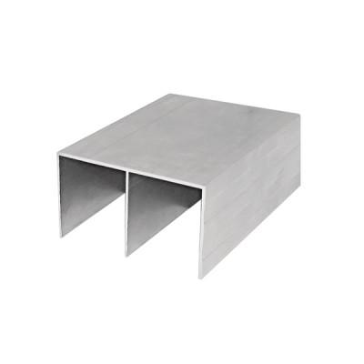 Алуминиева горна релса за механизъм за плъзгащи врати SFT 005 - ALBATUR - Цена: 19.20 лв.