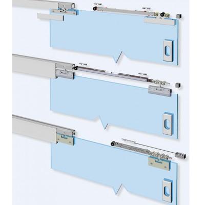 Механизъм 5800 за стъклена интериорна врата - Villes 2000 - Цена: 408.00 лв.