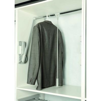 Падащ лост за гардероб с плавно повдигане - STARAX - Цена: 57.60 лв.