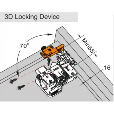 Механизъм пълно изтегляне плавно прибиране с вграден синхронизатор - DTC - Цена: 22.38 лв.