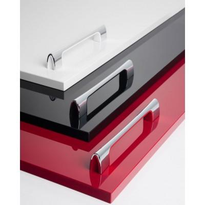 PVC кант гланц чисти цветове - Цена: