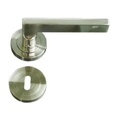 Дръжка за интериорни врати обикновен ключ L56 - Цена: 12.00 лв.