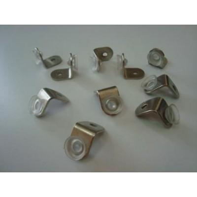Стъклодържател L - образен със силикон - Цена: 12.90 лв.