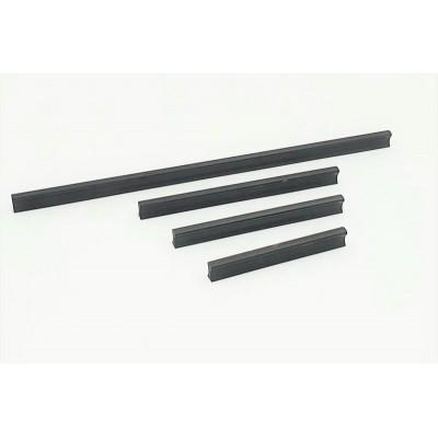 Мебелна дръжка 5047 ЧЕРЕН МАТ - Цена: 1.02 лв.