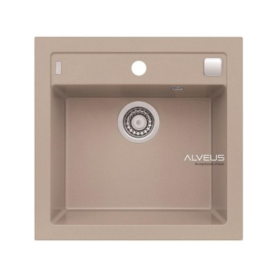 Мивка гранит ALVEUS Formic 52Х51 Granital - Цена: 279.00 лв.
