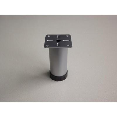 Метални крачета с ПВЦ основа Ø42 L10 см - Цена: 1.80 лв.