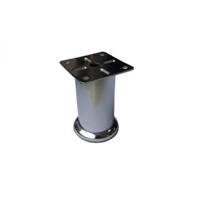 Метални крачета Ø42 L6 см с метална основа - Цена: 2.40 лв.