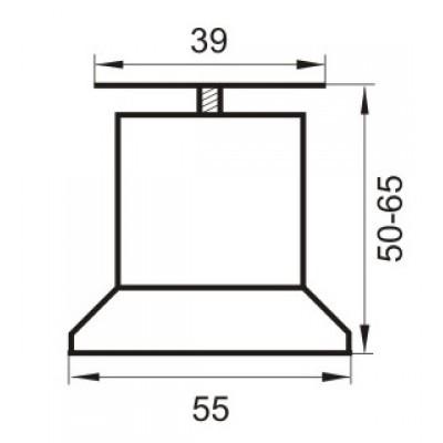 ПВЦ крак 541 (50-65мм) - Цена: 0.84 лв.