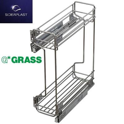 Бутилиера с плавно затваряне SIDERPLAST/GRASS - Цена: 96.00 лв.