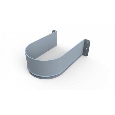 Декоративна ПВЦ лайсна за чекмедже под мивка - Цена: 4.92 лв.