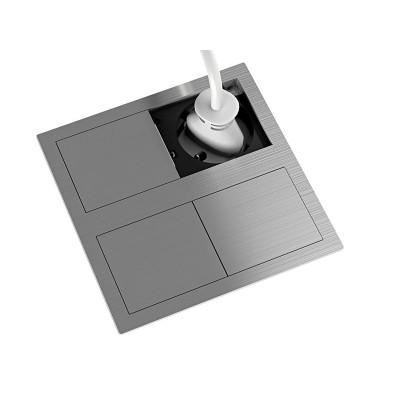 Разклонител за вграждане VersaHit Dual с детска защита - Цена: 168.00 лв.