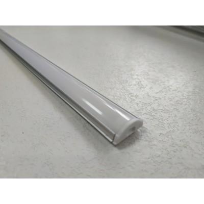 Профил за Лед лента - гъвкав 2,5 метра - Цена: 21.60 лв.
